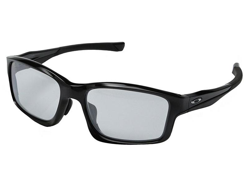 b923f354973b Oakley Chainlink Sunglasses OO9252-02 Black/Titanium Clear Iridium ...