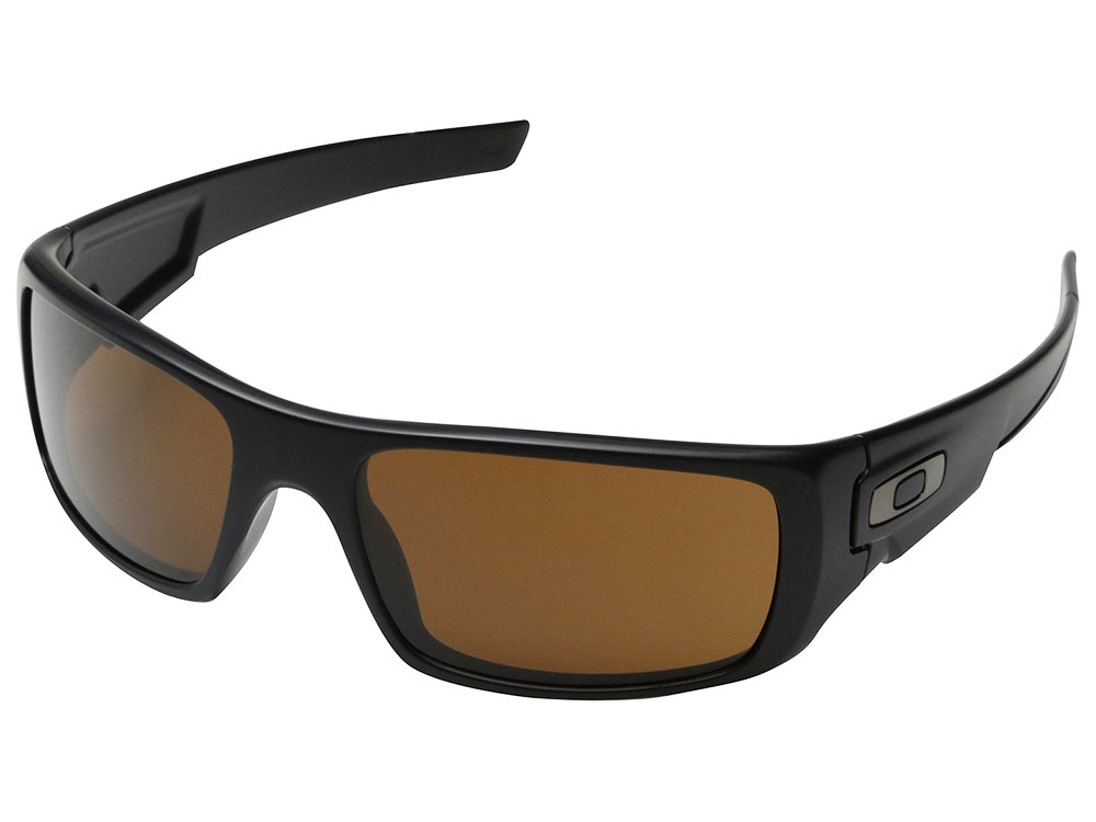 ad4d8be9cac Oakley Crankshaft Sunglasses. Matte Black Frame   Dark Bronze Lens. Product  Details
