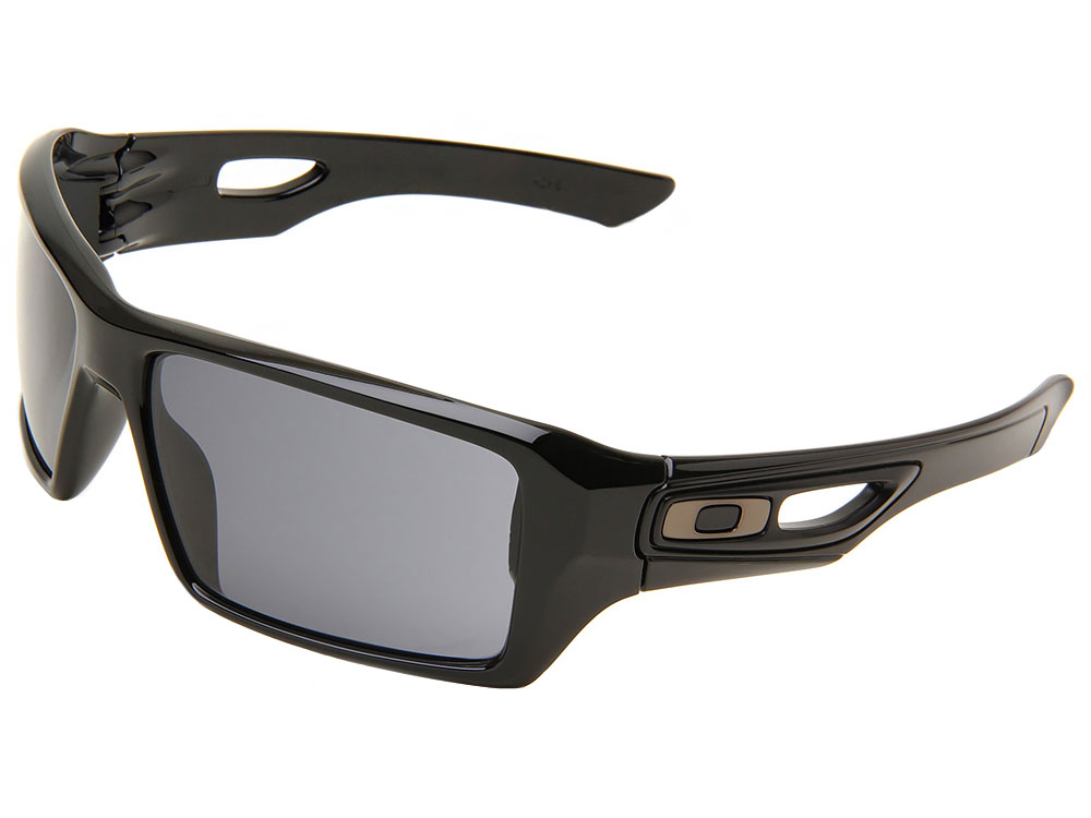 60316949e1 Oakley Eyepatch 2 Sunglasses OO9136-13 Polished Black Grey