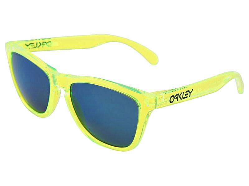 Frogskins Acid Polarized Iridium Sunglasses 24 Details About 355 Oakley Yellowice 9IDHeYE2bW