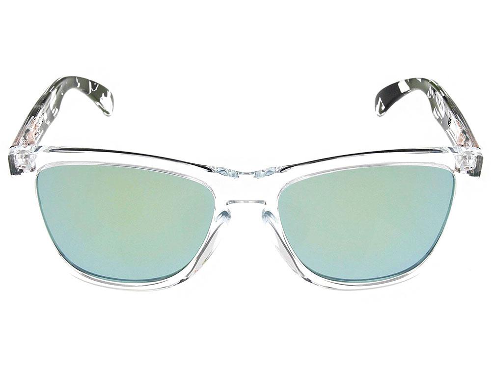 020731e38e Oakley Frogskins Eric Koston Sunglasses 24-436 Clear Camo Emerald ...