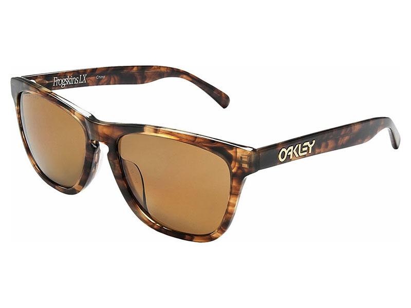 Asian Lx Brown Details Frogskins Oakley Sunglasses About Tortoisebronze 05 Oo2039 Polarized LSGqVjUpMz