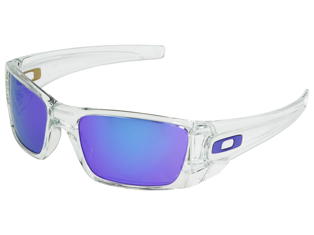 Sunglasses Oakley Details 04 Clearviolet Fuel Cell About Iridium Oo9096 Polished XZkiuTOPw