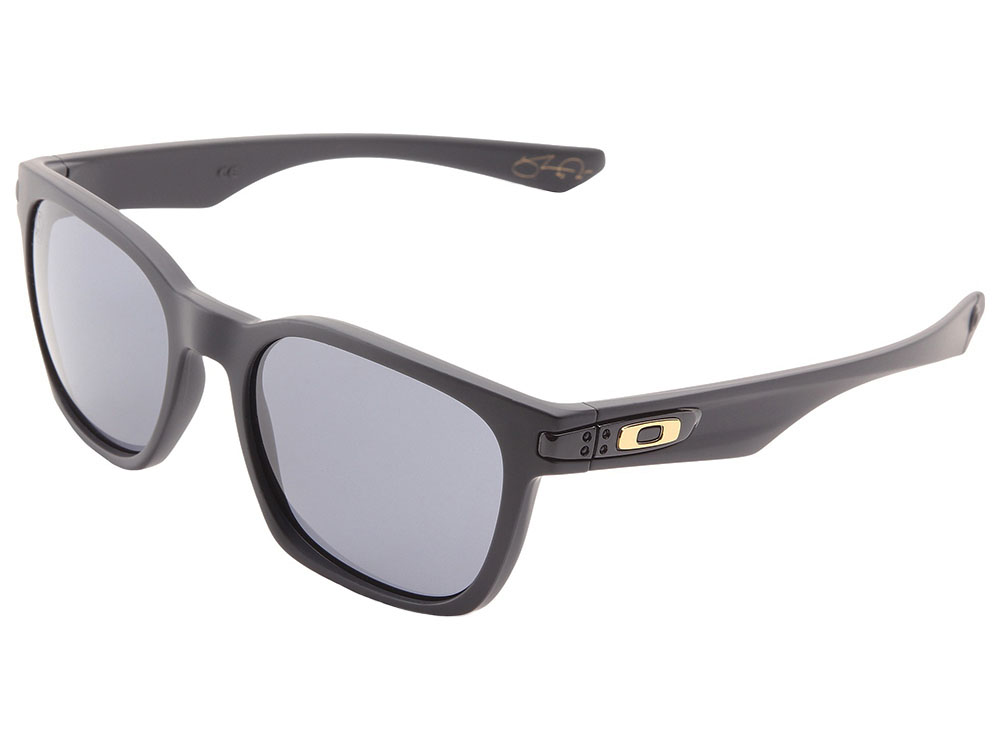 9472c60270 Oakley Garage Rock Shaun White Signature Series Sunglasses. Matte Black  Frame   Grey Lens. Product Details