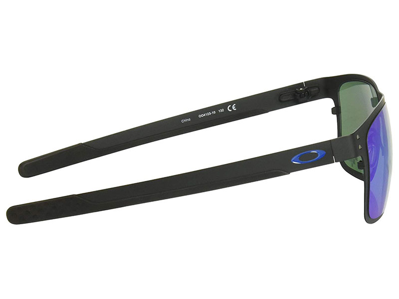 a7698c47279 Oakley Holbrook Metal MotoGP Sunglasses OO4123-1055 Matte Black ...