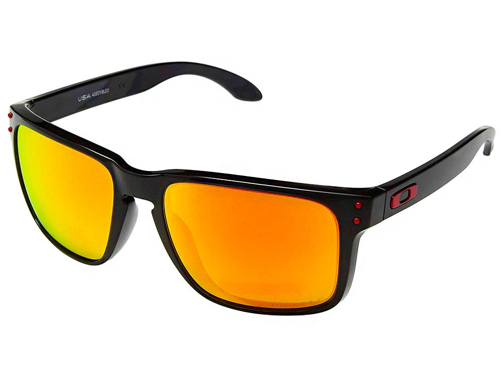 d10ca4c0c Oakley Holbrook XL Polarized Sunglasses OO9417-0859 Black Ink/Prizm ...