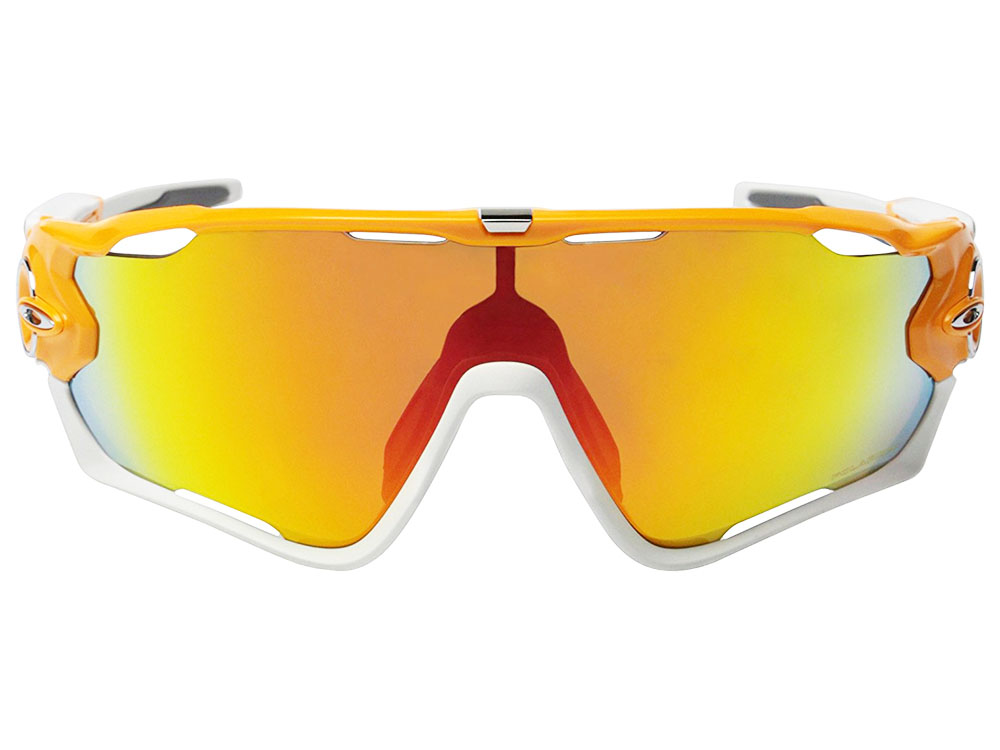 0901e7f02a Oakley Jawbreaker Polarized Sunglasses OO9290-09 Atomic Orange Fire ...