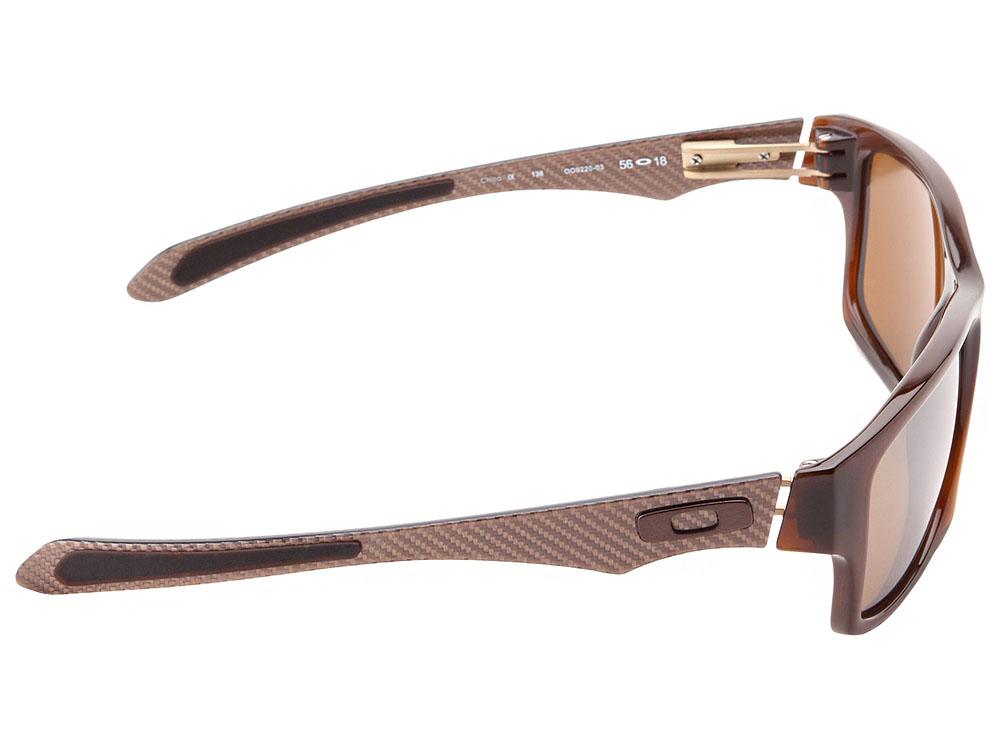 78bc42cb0f14b Oakley Jupiter Carbon Sunglasses OO9220-03 Dark Ale Tungsten Iridium ...