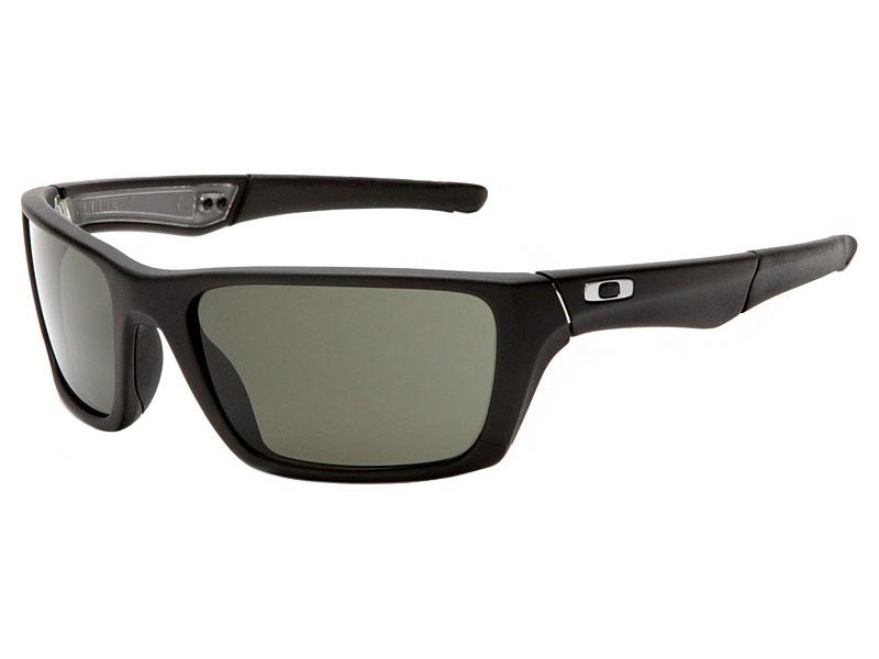 f89950a3ed Oakley Jury Sunglasses OO4045-04 Matte Black/Dark Grey 700285399157 ...