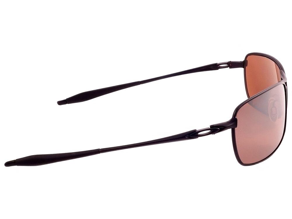 0bc12b5894 Oakley Crosshair 2.0 Polarized Sunglasses OO4044-19 Black VR28 Black ...