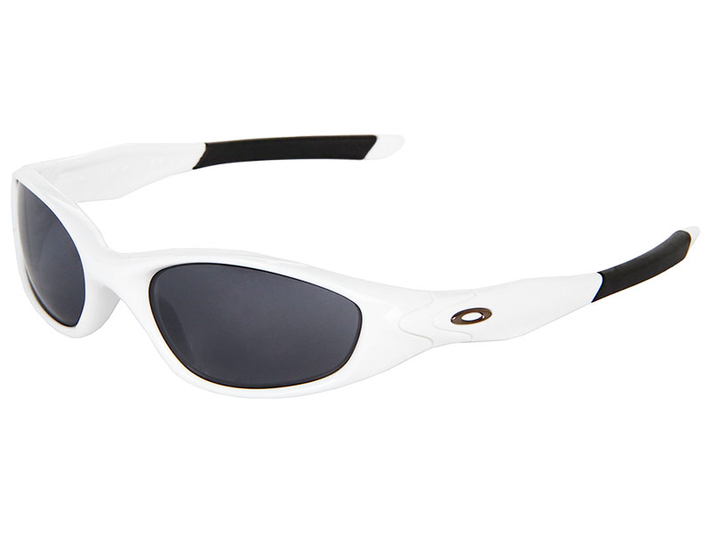 4ac038ffaf5 Oakley Minute 2.0 Sunglasses 42-357 Polished White Grey 700285718620 ...