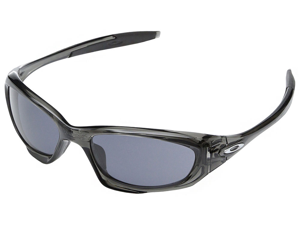 Oakley XX Twenty Sunglasses OO9157-11 Grey Smoke Grey 888392014580 ... 38d216ac56