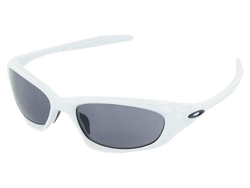 56327c41ba Oakley XX Twenty Sunglasses OO9157-12 White Grey 888392014597