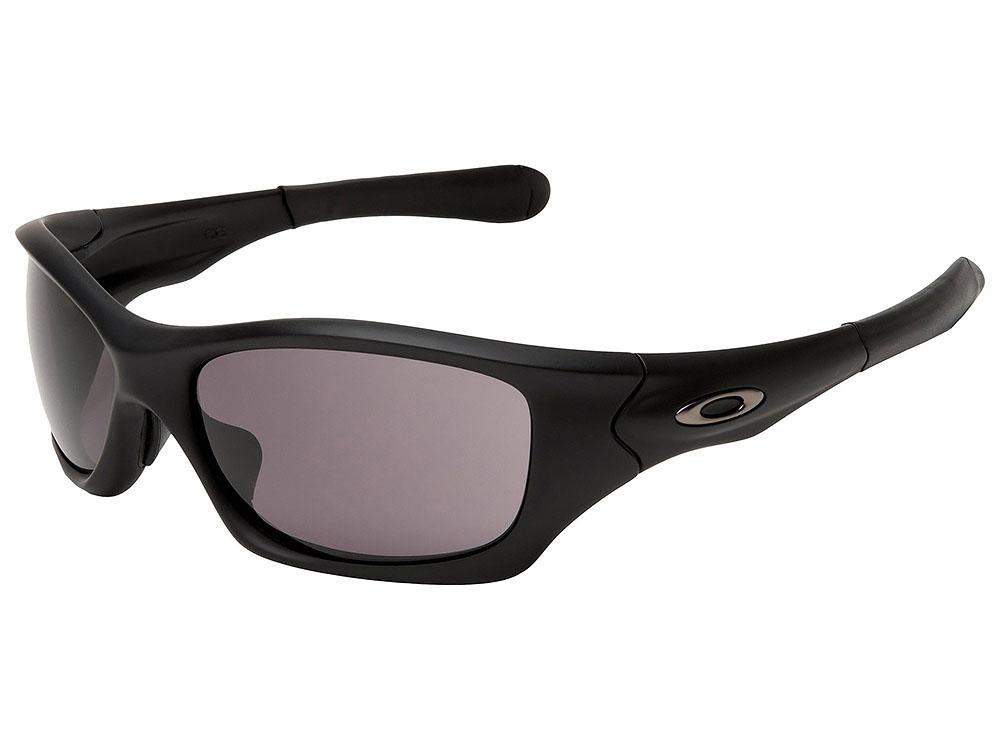 c11be510dc3 Oakley Pit Bull Sunglasses OO9161-04 Matte Black Warm Grey Asian ...