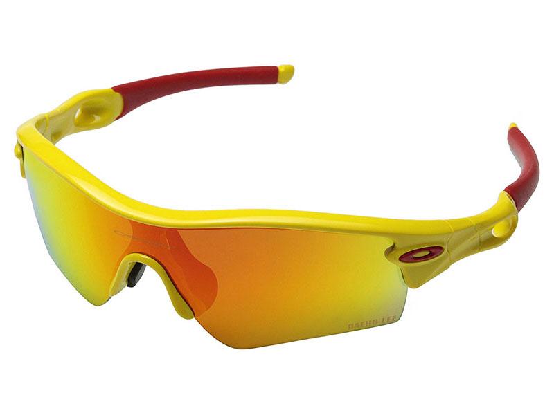 2843c7dce08 Oakley Radar Path Daeho Lee Signature Series Sunglasses (Asian Fit). Yellow  Frame   Fire Iridium Lens