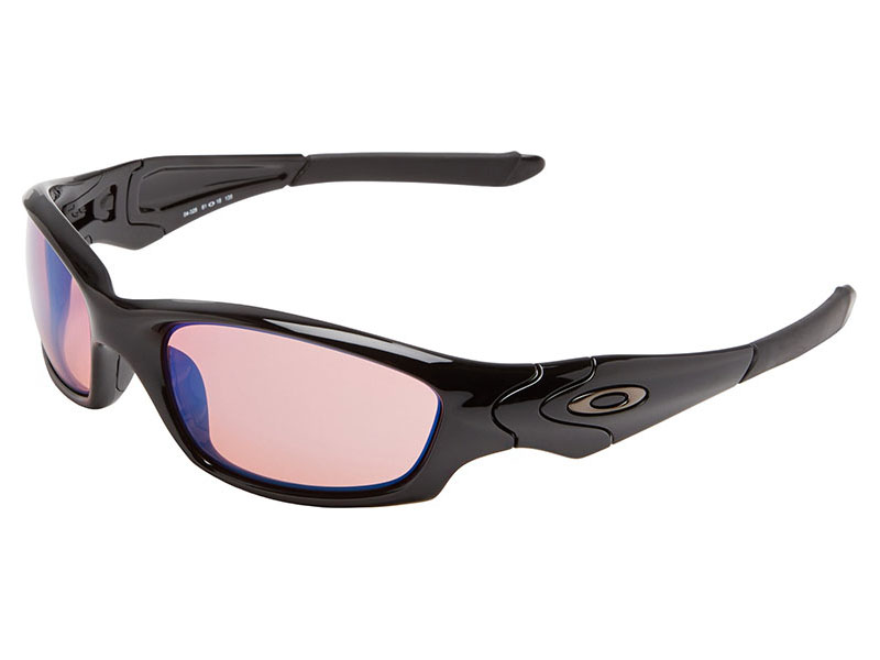6b058e4ab1d0d Details about Oakley Straight Jacket Sunglasses 04-328 Polished Black G30  Iridium